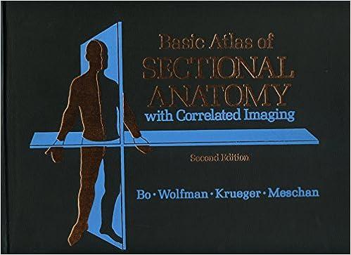 Basic Atlas Of Sectional Anatomy With Correlated Imaging
