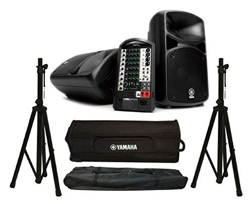 Yamaha StagePas Portable YBSP400i Speaker