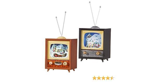 Dibujos animados vacaciones Musical Retro Televisión TV 10-in Raz importaciones 3516162: Amazon.es: Hogar