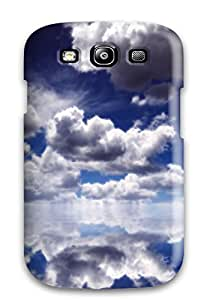 GJPflfx9764ObqRP Anti-scratch Case Cover Brooullivan Protective Abstract Fractalius Case For Galaxy S3