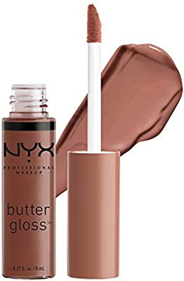 Image result for nyx butter gloss ginger snap