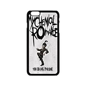 iStyle Zone Snap-on Protective Hardshell Cover Case for iPhone 6 (4.7 inch) [MCR My Chemical Romance] by runtopwell