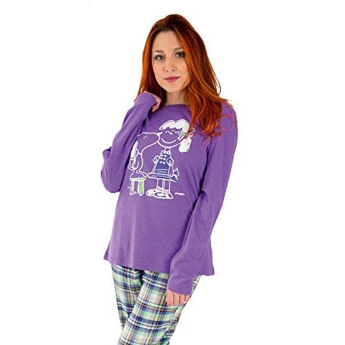 Pijama Snoopy Lucy