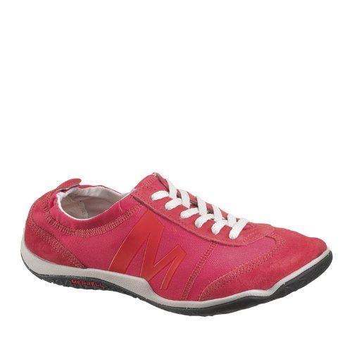 Merrell Womens Lorelei Twine Sneaker Raspberry
