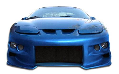 Duraflex ED-NGI-174 Venice Front Bumper Cover - 1 Piece Body Kit - Compatible For Pontiac Firebird 1998-2002