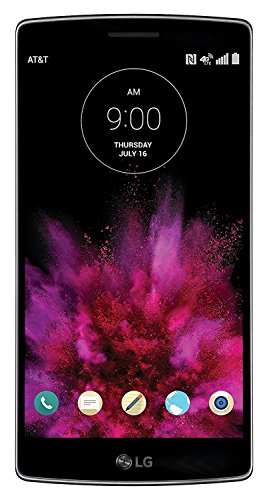 LG G Flex 2 H950 32GB Unlocked GSM Curved P-OLED 4G LTE Octa-Core Android Phone w/ 13MP Camera - Black (Lg G Flex 32gb Android Smartphone)