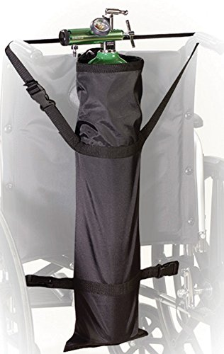 Oxygen Cylinder Bag for Wheelchair by AliMed