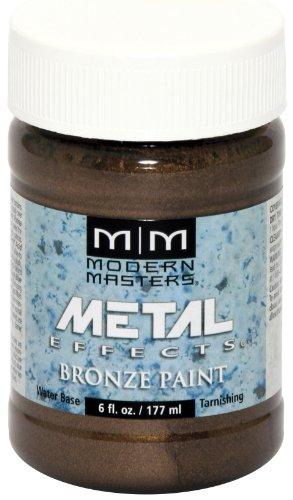 Modern Masters ME396-06 Reactive Metallic Bronze, 6-Ounce ()