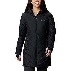 Womens Hooded Jacket Lightweight Paddedwith Coat Patchforoutdoor Mountaineering Trip,Gray,XXL