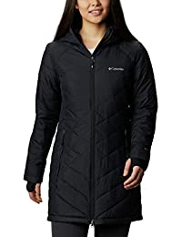 Womens Heavenly Long Hooded Jacket