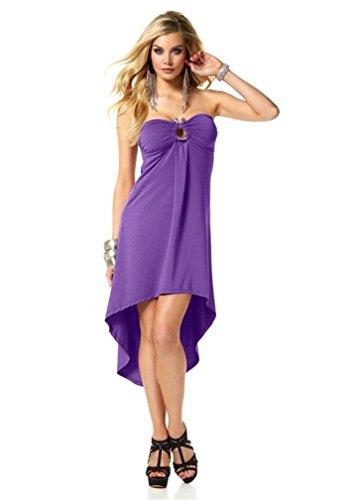 Melrose - Vestido - Opaco - para mujer morado