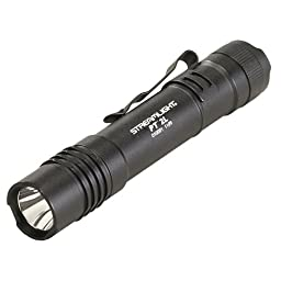 Streamlight 88031 ProTac 2L 350 Lumen Professional Tactical Flashlight with High/Low/Strobe w/ 2 x CR123A Batteries