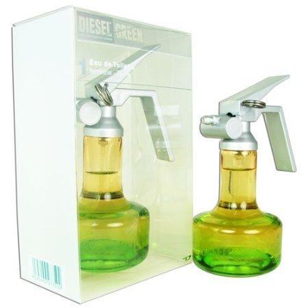 Diesel Green Perfume By Diesel for Women. Eau De Toilette Spray 75ml/2.5fl.oz Spray by Vetrarian