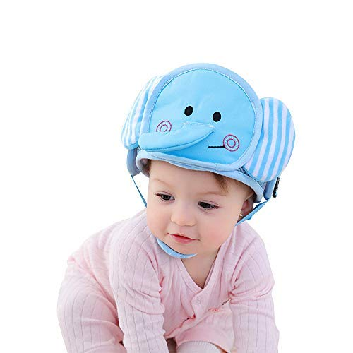Other Baby Safety & Health Baby Head Back Support Headrest Walk Learning Head Neck Protector Safety Helmet
