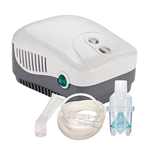 Best Portable Compact Piston Compressor with a 3 years Warranty, package includes Mouthpiece, 7 foot kink resistant tubing and Extra air filters