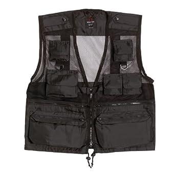 Amazon.com  Black Recon Tactical Vest 6484 Size 3XL  Clothing 6ed1072c4a5