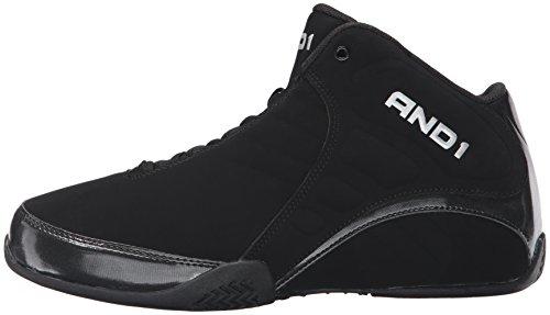 6823baa423b9b AND 1 Men's Rocket 3.0 Mid Basketball Shoe - Import It All