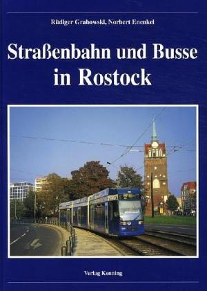 Strassenbahn und Busse in Rostock