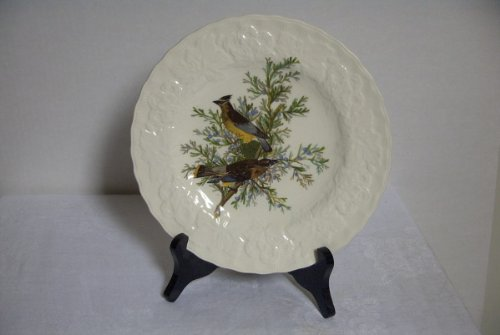 Alfred Meakin Plate #43 Cedar Bird