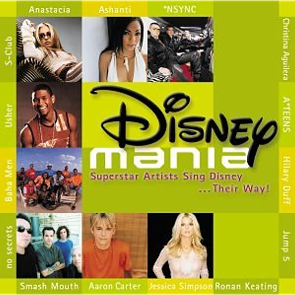 Disneymania: Disneymania: Amazon.es: Música