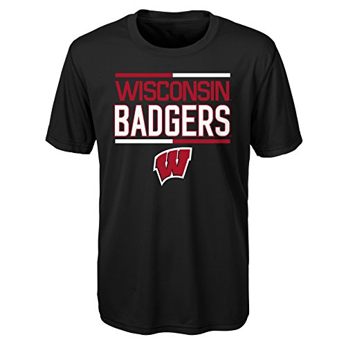 NCAA by Outerstuff NCAA Wisconsin Badgers Youth Boys