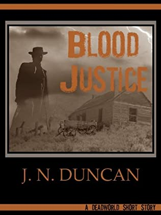 book cover of Blood Justice