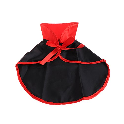 Kofun Pet Cloak Pets Cloak Vampire Costume Cape Cosplay Dog Cat Puppy Clothes Coat for Halloween