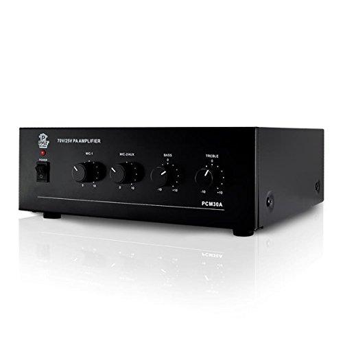 Public Address Amplifier - 9