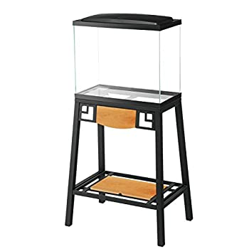 Image of Aqueon Forge Aquarium Stand 20 by 10-inch Pet Supplies