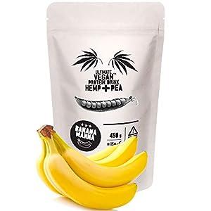 Plant Based Hemp + Pea – Ultimate Vegan Prot...
