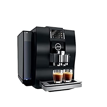 Jura 15182 Automatic Coffee Machine Z6, Aluminum Black