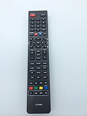 New Replaced remote CT-90366 fit for TOSHIBA tv 32SL415 24SL415 40S51U 42SL417 42SL417U 46SL417 46SL417U 24SL415U 32SL415Y 55SL417U 24SL415UM 55SL417 32SL415U