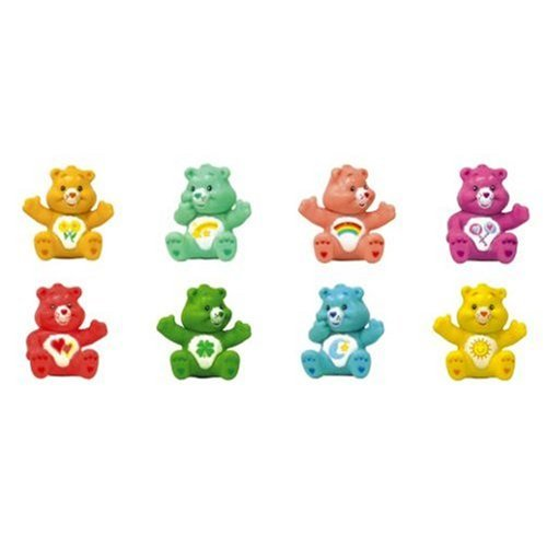 Care Bears Figures Set -- 32 Vending Machine Toys ()