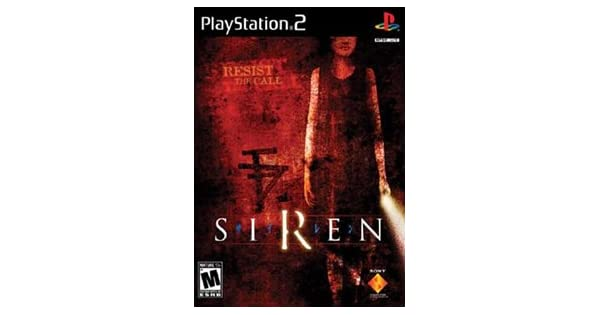 Amazon Com Siren Playstation 2 Artist Not Provided Video Games