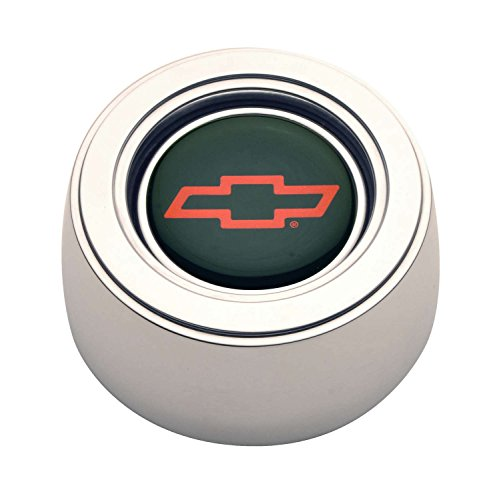 GT Performance 11-1522 Hi-Rise Horn Button with Chevy Emblem -