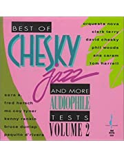 Chesky Jazz Sampler and More a