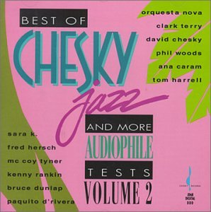 Best of Chesky Jazz & More Audiophile Tests, Vol. 2 by Chesky Records