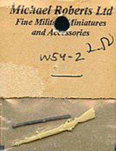 マイケル・Roberts ltd. 54mm m1m1ガーランドRifle樹脂図詳細# w54–2の商品画像