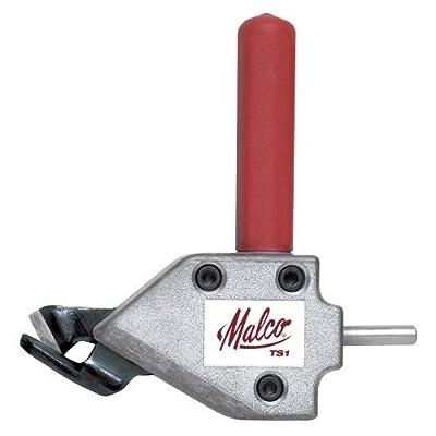 Malco TS1 TurboShear Drill-Conversion Power Shear,