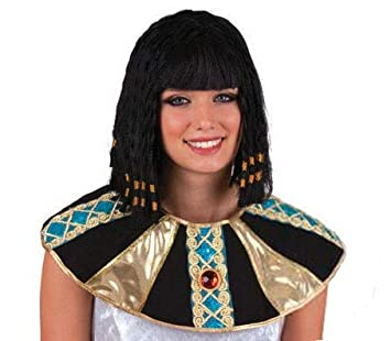 Lote/Conjunto DE 12 Piezas - egipcia Cleopatra Peluca