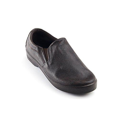 Arcopedico 4482 Heaven Mujeres Flats Zapatos Cafe