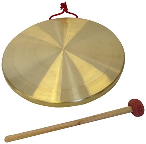 Percussion Plus PP351 12-Inch Gong by Percussion Plus