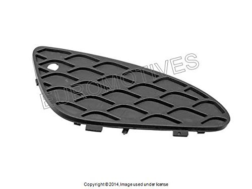 Amg Front Bumper - Mercedes W 211 (non-AMG) Bumper Cover Grid RIGHT passenger side
