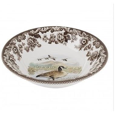 Spode Woodland - Canada Goose Ascot Cereal Bowl