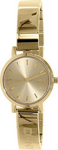 Dkny Bangle Watch (DKNY Women's NY2307 SOHO Gold Watch)