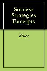 Success Strategies Excerpts