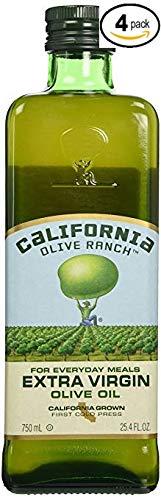 PACK OF 4 - California Olive Ranch Extra Virgin Olive Oil, 25.4 fl oz
