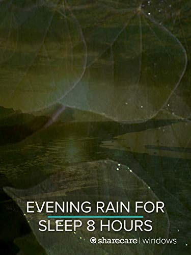 Evening Rain for Sleep 8 hours (Having Trouble Getting Hard And Staying Hard)
