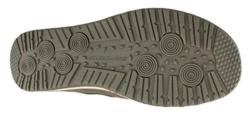 Skechers USA Men's Melson Valerio Slip-On Loafer Olive clearance brand new unisex hhiwCAt