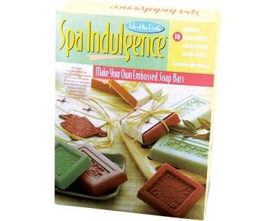 (Embossed Soap Kit - Spa Indulgence)